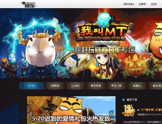 mt.18touch.com screenshot