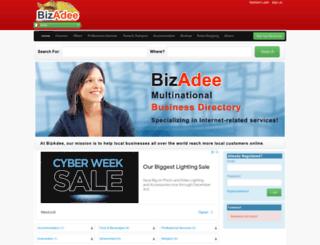 mt.bizadee.com screenshot