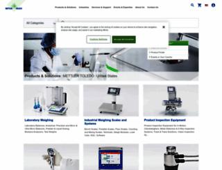mt.com screenshot