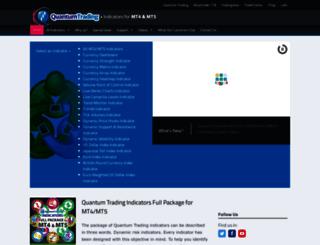 mt4.quantumtrading.com screenshot