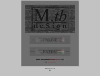 mtbdesign.fw.hu screenshot