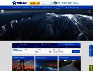mtbuller.com.au screenshot