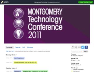 mtc11.sched.org screenshot