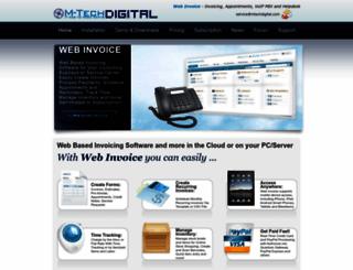 mtechdigital.com screenshot