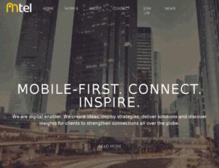 mtelsl.com screenshot