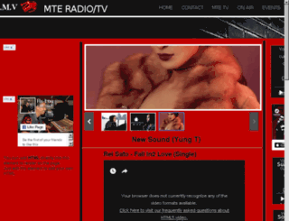 mteradio.com screenshot
