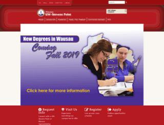 mthwww.uwc.edu screenshot