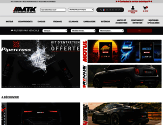 mtk-tuning.com screenshot