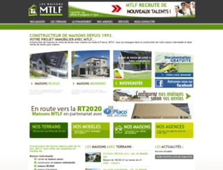 mtlf.fr screenshot
