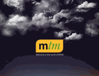 mtmproductions.com screenshot