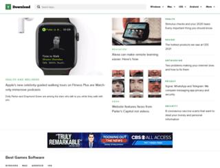 mtn.download.com screenshot