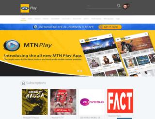 mtnonlineplay.com screenshot