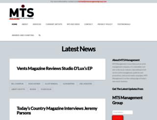 mtsmanagementgroup.com screenshot