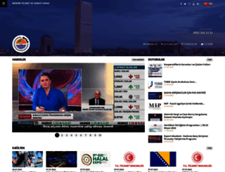 mtso.org.tr screenshot