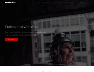 mtstudios.net screenshot