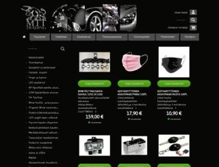 mtt-trading.fi screenshot