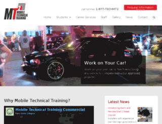 mtt.jmadevelopment.com screenshot