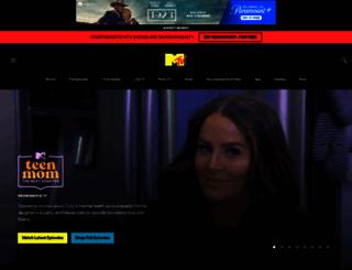 mtv.com screenshot