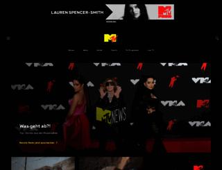 mtv.de screenshot