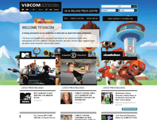 mtveurope.com screenshot
