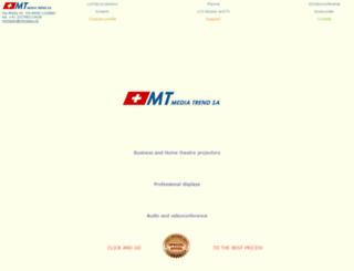 mtvision.ch screenshot