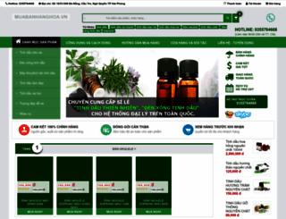 muabanhanghoa.vn screenshot