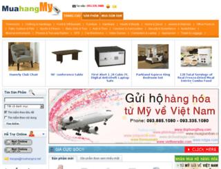 muahangoutlet.com screenshot