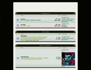 muarcangel.forumfree.net screenshot