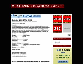 muaturun.blogspot.com screenshot
