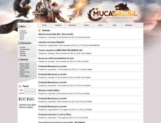 mucabrasil.com.br screenshot