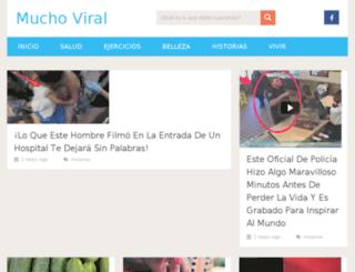 muchoviral.net screenshot
