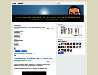 muchtarkendari.blogspot.com screenshot