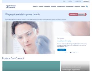 mucosolvan.com screenshot