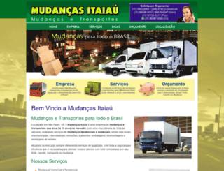 mudancasitaiau.com.br screenshot