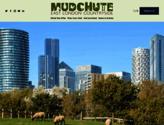 mudchute.org screenshot