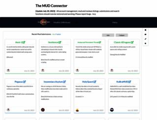 mudconnect.com screenshot