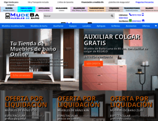mudeba.com screenshot