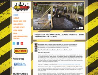 mudmingle.com screenshot