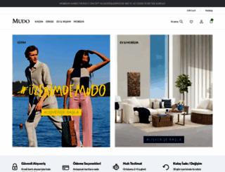 mudo.com.tr screenshot