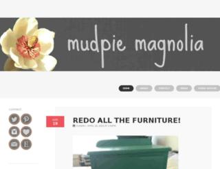 mudpiemagnolia.com screenshot