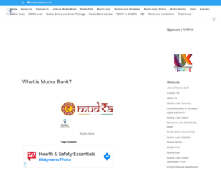 mudrabank.com screenshot