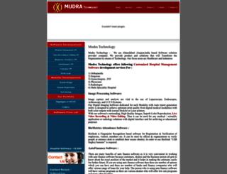 mudratechnology.com screenshot