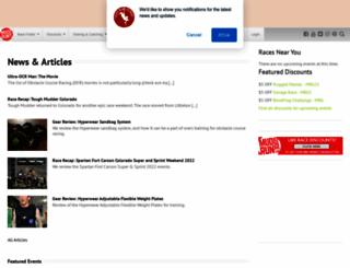 mudrunguide.com screenshot