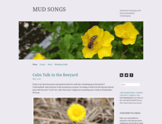 mudsongs.org screenshot