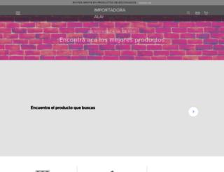 muebleriaalai.mercadoshops.com.ar screenshot