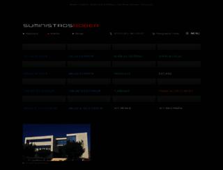 muebleshosteleria.es screenshot