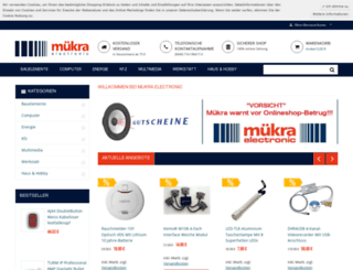 muekra.com screenshot