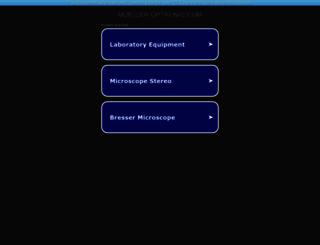 mueller-optronic.com screenshot