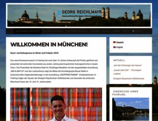 muenchen-stadtfuehrung.de screenshot