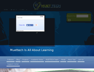 muettech.com screenshot